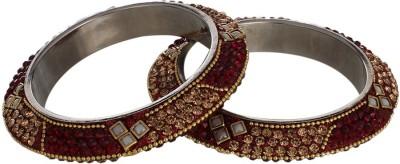 Shringar Metal Bangle Set