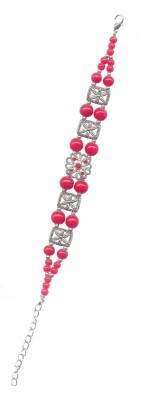 Pearls India Alloy Bracelet