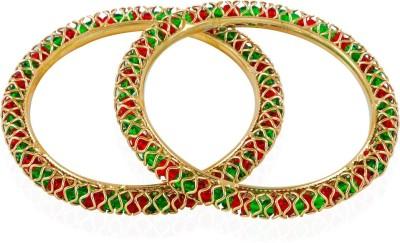 BoBell Alloy Beads Bangle Set