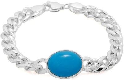 Narayan Religious Shopee Stone Turquoise Bracelet