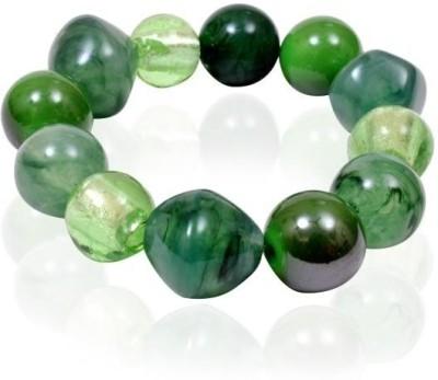 Trendy Baubles Acrylic, Glass Bracelet