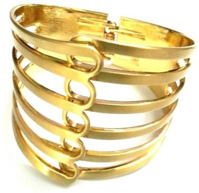 6LOTUS Brass Yellow Gold Bracelet