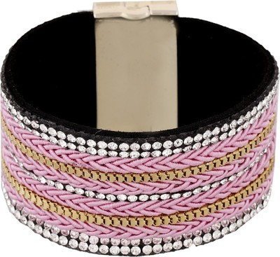 One Stop Fashion Leather Bracelet