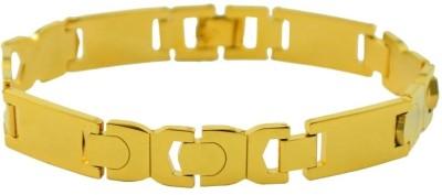 Hip Hop Stainless Steel Bracelet