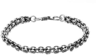 D&D Copper Silver Bracelet