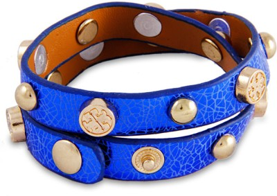 Young & Forever Alloy, Leather Bracelet