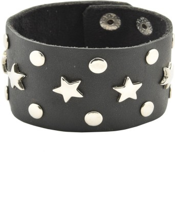 Trinketbag Leather Bracelet