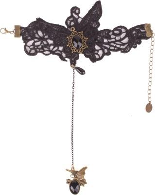 Styleburst Fabric Ring Bracelet