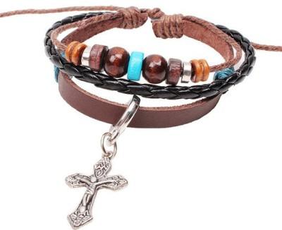 Aaishwarya Leather Bracelet