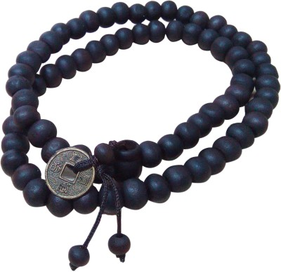 Chandrika Pearls Wood Bracelet