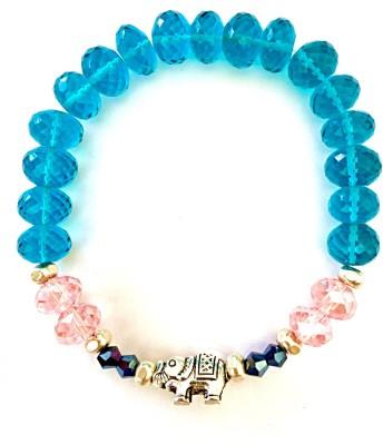 DG Glass Charm Bracelet