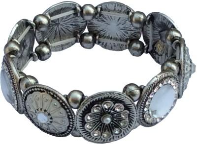 B-Fashionable Alloy Rhodium Bracelet