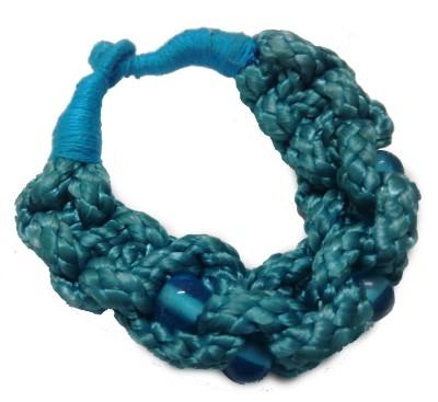 Trisha Jute Bracelet