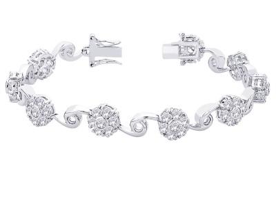 Peora Sterling Silver Bracelet