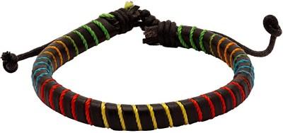 Voylla Leather Bracelet at flipkart