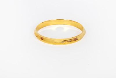 DSGT Bronze, Brass 22K Yellow Gold Kada