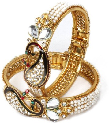 J S Imitation Jewellery Metal Kada