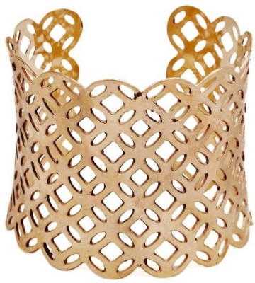 The Pari Brass Brass Cuff