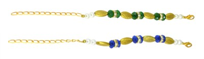 Suvini Alloy Crystal Bracelet