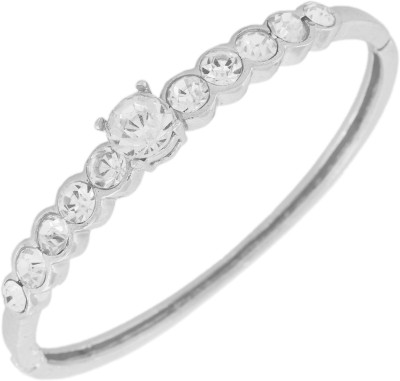 Touchstone Alloy White Gold Bracelet