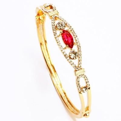 Ghasitaram Gifts Brass Yellow Gold Bracelet