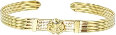 Anjan Brass 22K Yellow Gold Bracelet