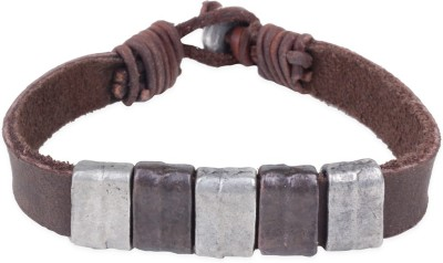 Ayesha Leather Bracelet