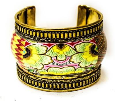 Fashion Infinite Brass Cuff