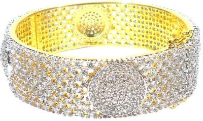 Rejewel Alloy 22K Yellow Gold Kada at flipkart