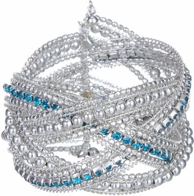 DCA Steel Silver Bracelet