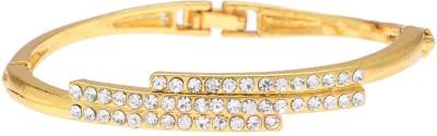 Shriya Alloy 18K Yellow Gold Bracelet