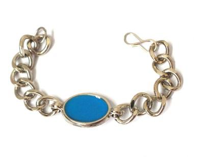 Modish Look Steel Bracelet