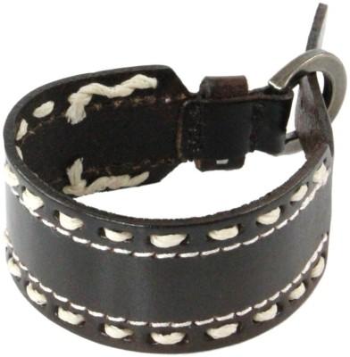 BGS Leather Bracelet