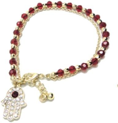 Brandmeup Alloy Charm Bracelet