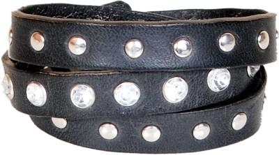 Naysa Leather Bracelet