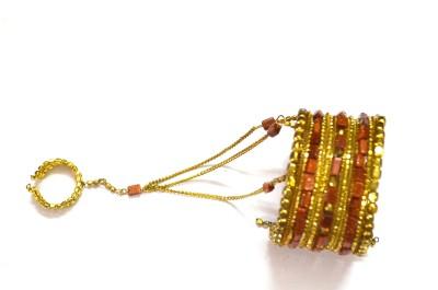 SAP Alloy Ring Bracelet