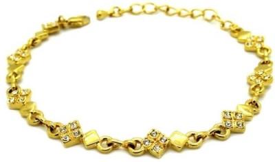 London Jewels Copper Yellow Gold Bracelet