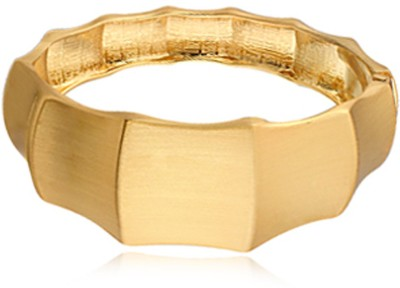 Spargz Brass Yellow Gold Cuff