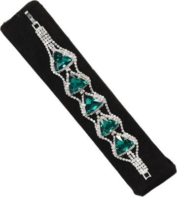 Krazzy Collection Copper Rhodium Bracelet