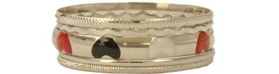 Itz About U Alloy Bracelet Set