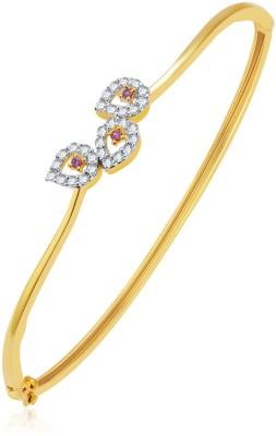 Sukkhi Alloy 18K Yellow Gold Kada