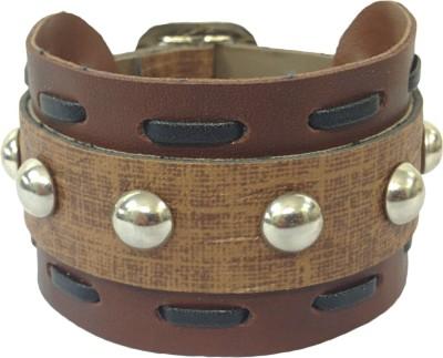 Treasure World Leather, Metal Bracelet