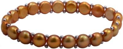 DD Pearls Rubber Bracelet