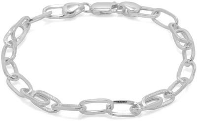 Gemshop Sterling Silver Sterling Silver Bracelet