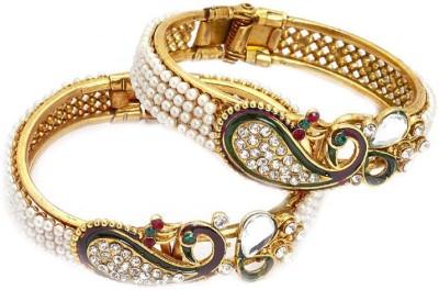 Penny jewels Alloy Pearl Kada