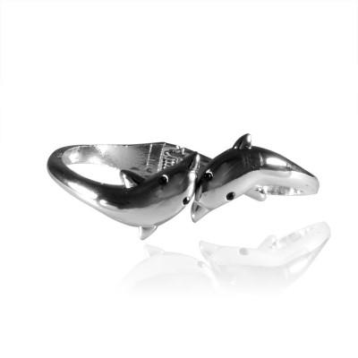 Colors of Sin Metal Silver Bracelet