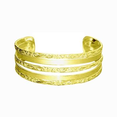 Kenway Retail Brass Cuff