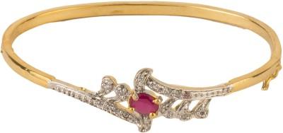 Zeneme Alloy Cubic Zirconia Bracelet