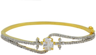 Naveli Alloy Yellow Gold Bracelet