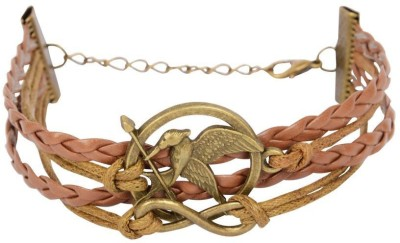 zayn j, Leather, Metal Bracelet